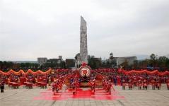 北川縣7月初將舉辦第一屆海峽兩岸大禹文化交流活動