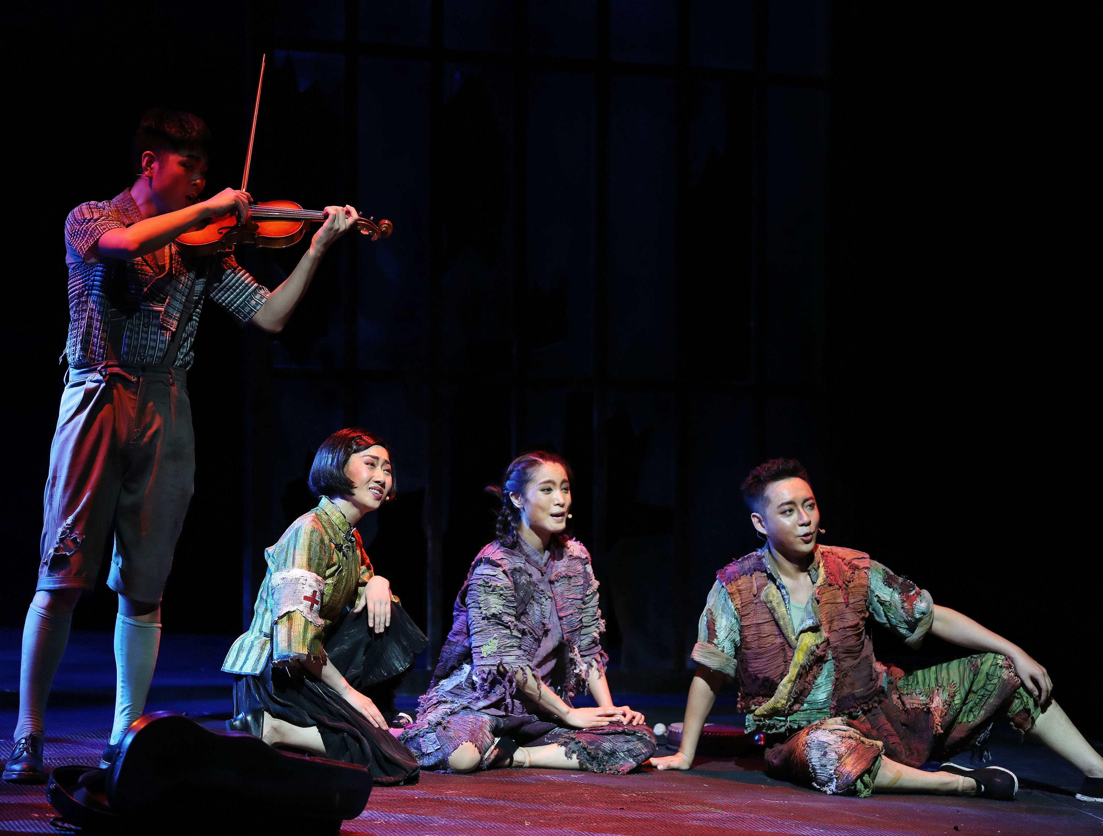 中國兒童戲劇節:讓特殊群體孩子感受溫暖