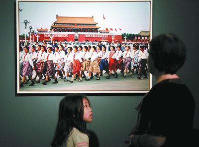 """珍貴照片展還原""""中國本色"""""""