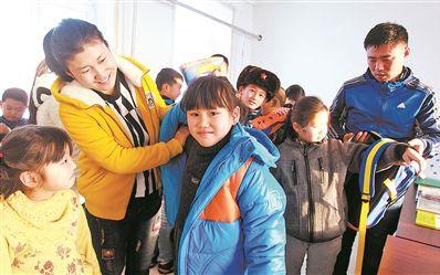 教师夫妻扎根极北之地 成为点亮孩子们的光