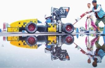 2019中国大学生方程式汽车大赛举行