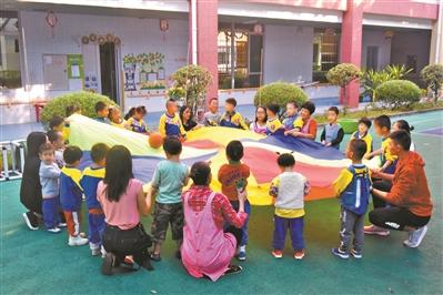 我是非常希望越来越少的孩子需要入读这所特教幼儿园,愿每个小朋友都