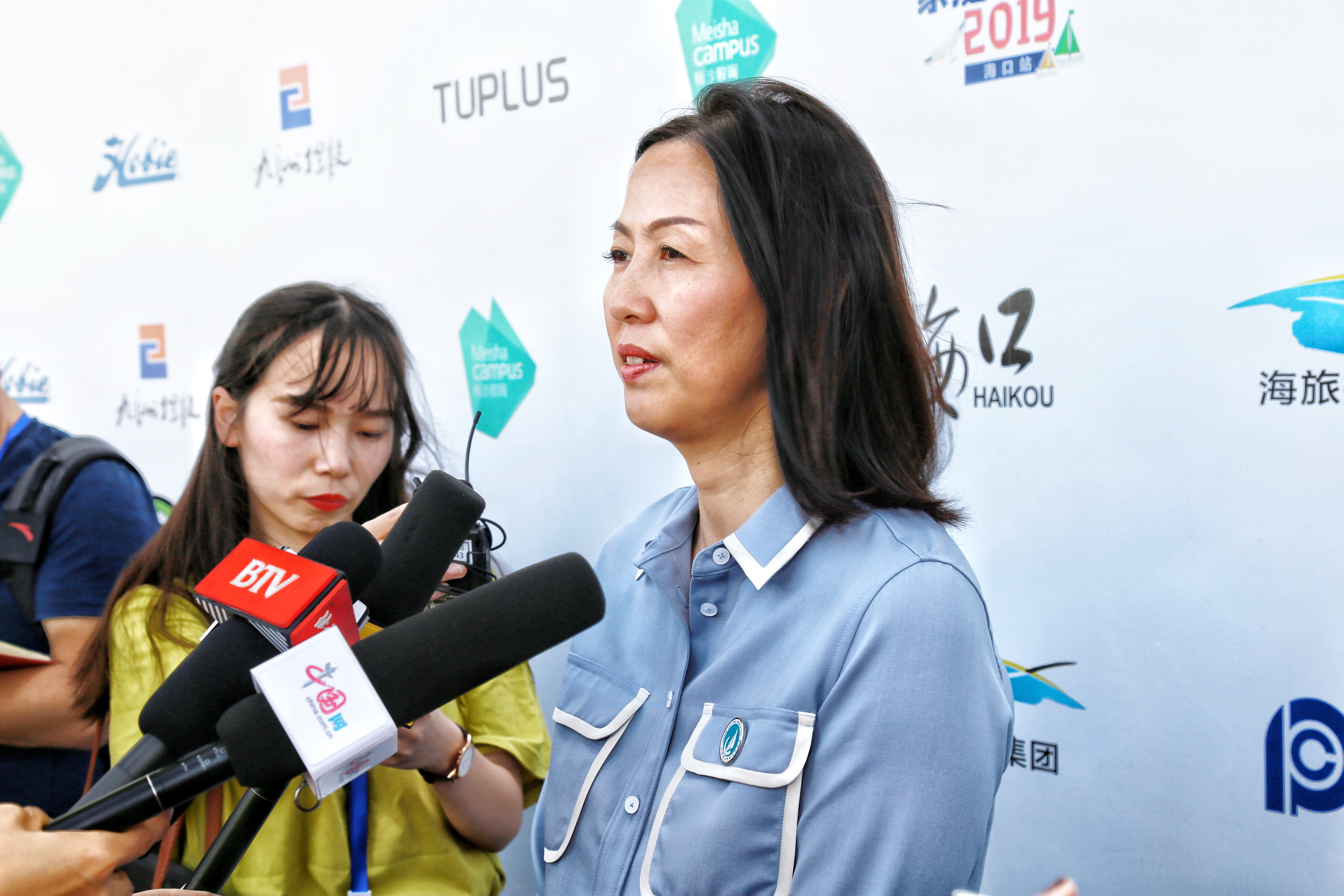 傅丹青:让帆船成为老百姓看得见、摸得着、玩得起的水上项目