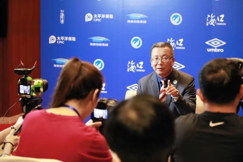 中帆协秘书长刘卫东:推广帆船 备战奥运 打造城市嘉年华