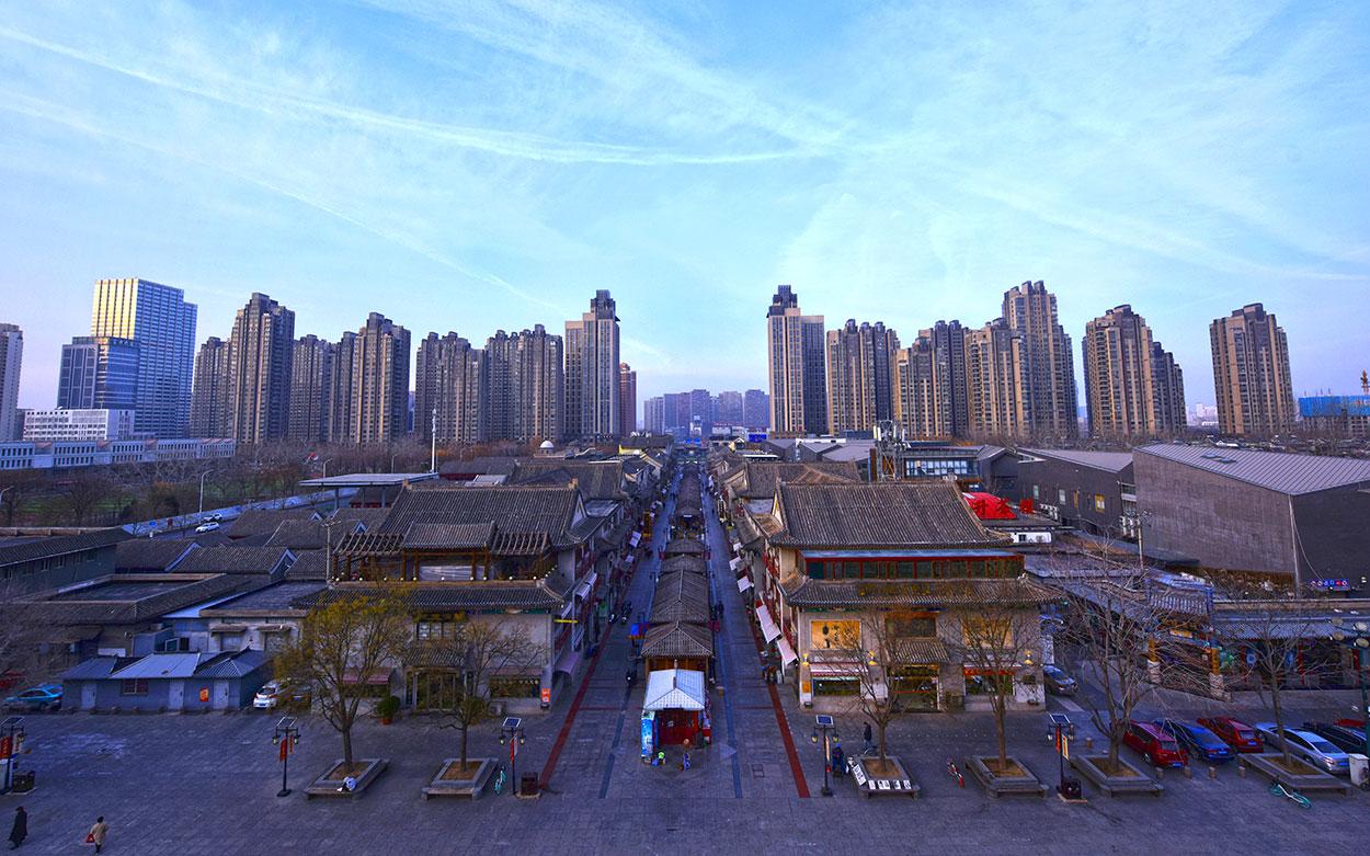 鼓楼商业街将举办2020年零点钟声跨年联欢活动
