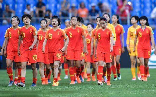 中国女足解除隔离将赴悉尼参加奥运预选赛