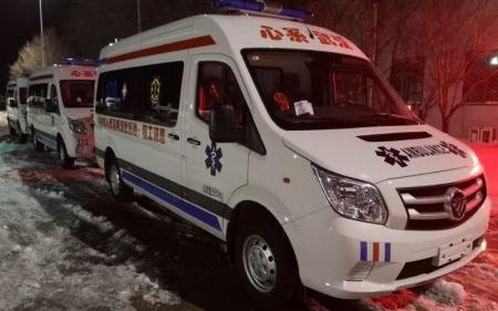17辆负压救护车抵汉