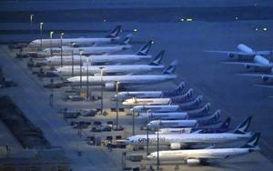 调减国际客运航班运行数量