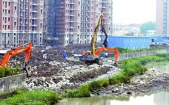 上海持续排查整改隐患 应对严峻防汛形势