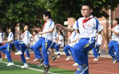 復課後體育活動保持1.5米間距