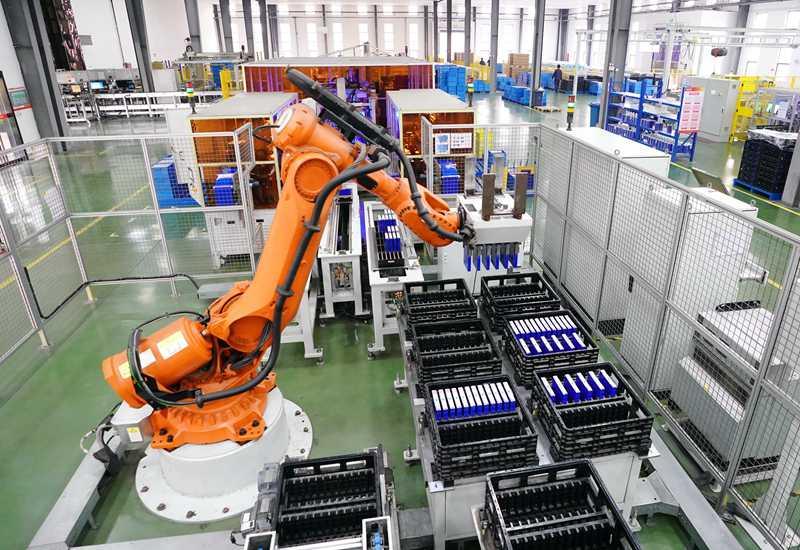河北唐山:打造锂电新能源产业基地