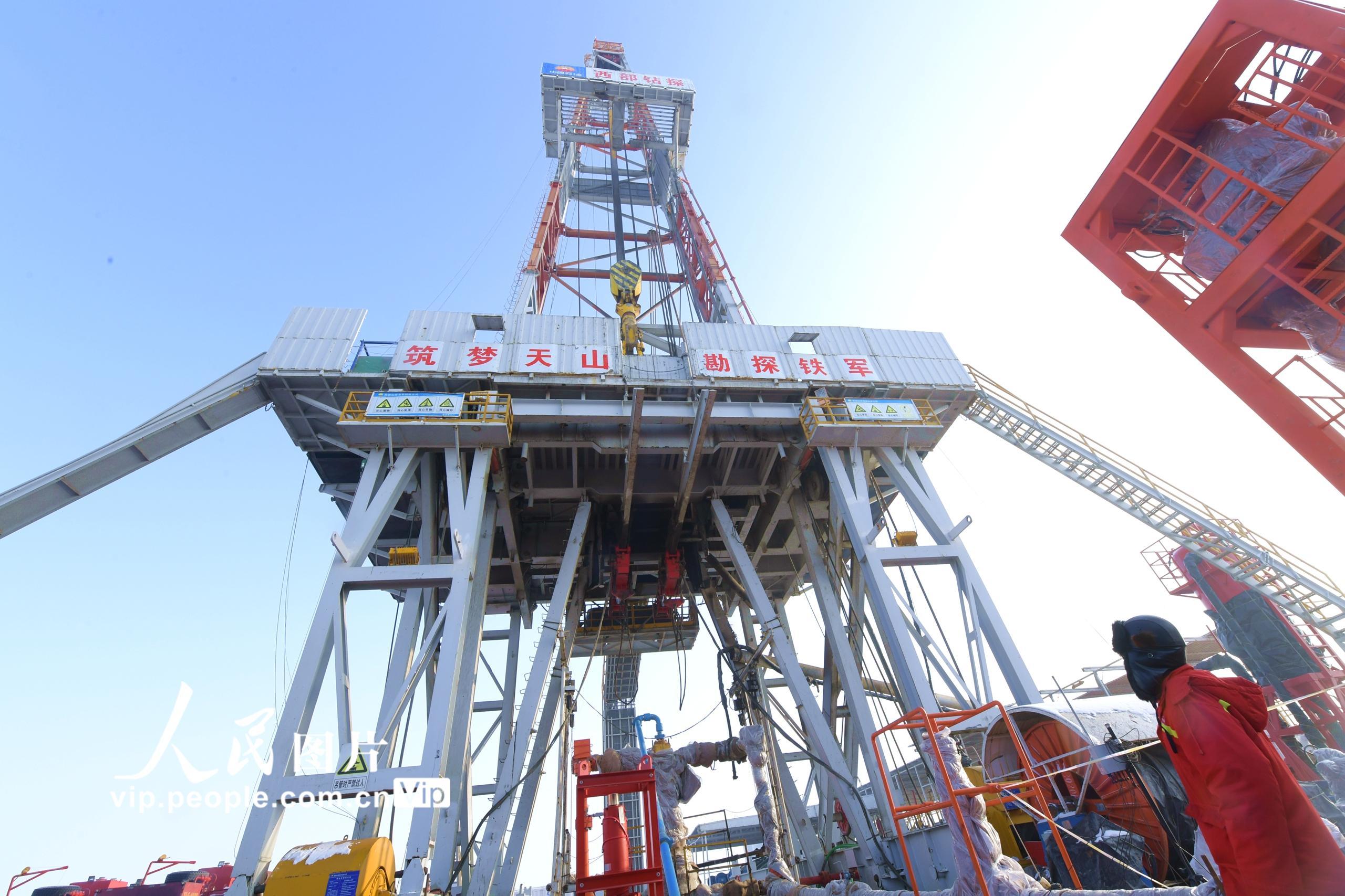 准噶尔盆地南缘中段天然气勘探首获重大突破