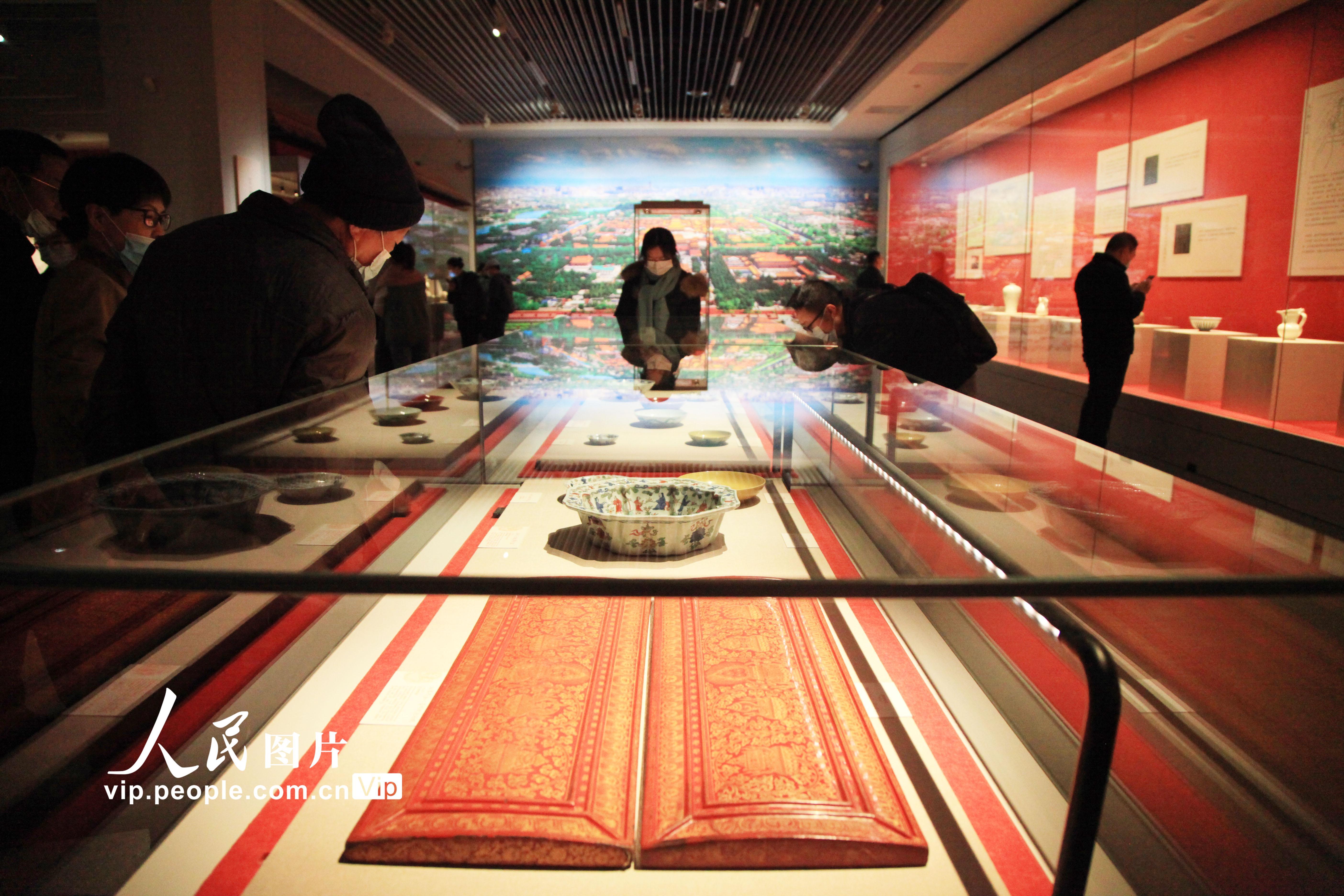南京举办《1420:从南京到北京》文物特展