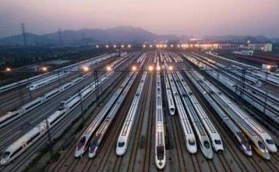 铁路客流同比下降七成以上