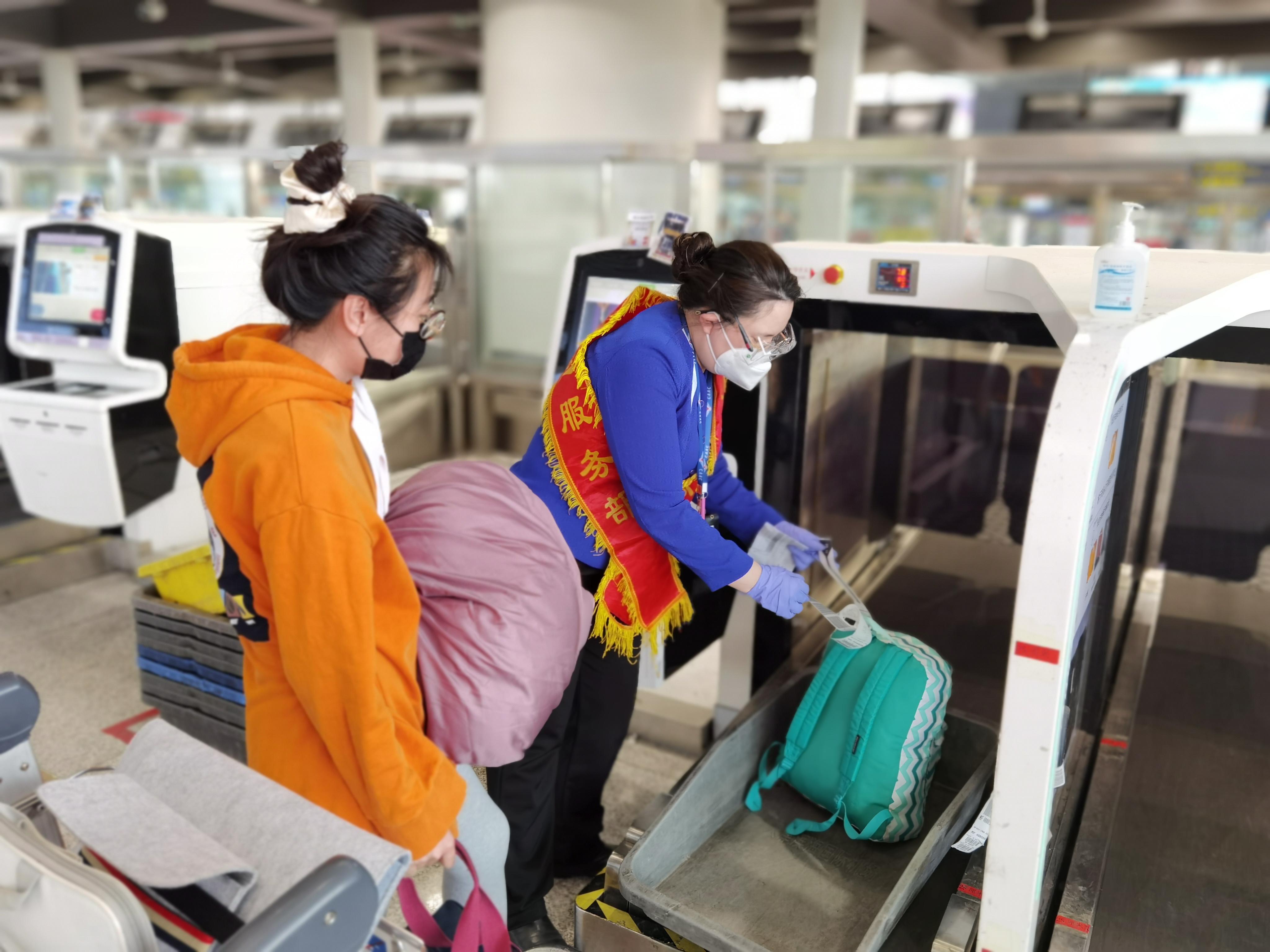 天津滨海机场清明小长假完成旅客吞吐量15.2万人次