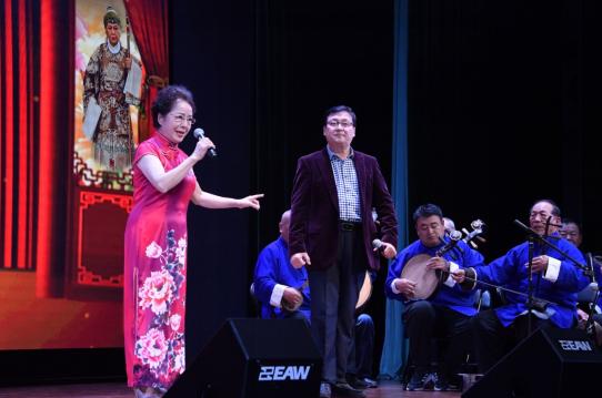 天津港保税区第五届文化体育艺术节隆重开幕