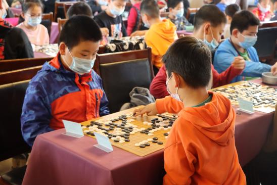 天津市东丽区举办2021年首场围棋赛