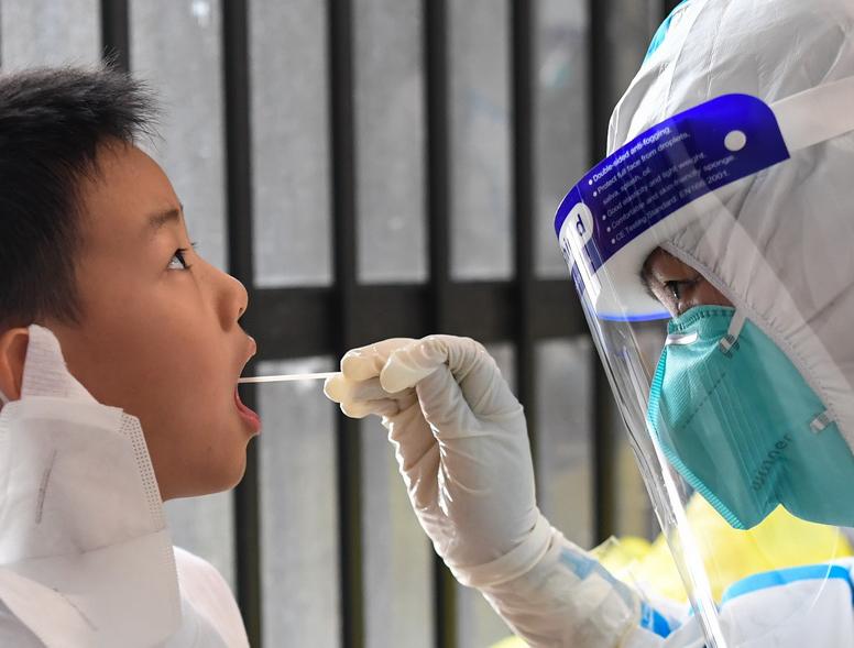 超1800万——直击全球城市最大规模核酸检测进行时