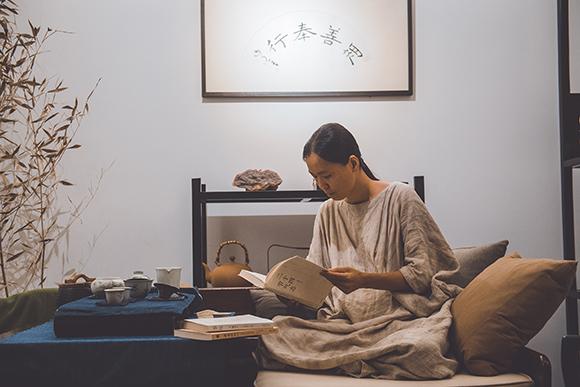 郝春艳:用设计重现古代书院 推动文化传承