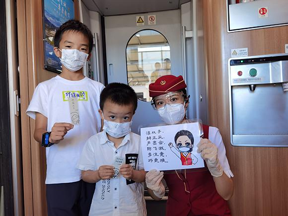 天津客运段津福车队让有形服务体现无形的关怀